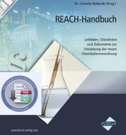 REACH-Handbuch von Dr. Cornelia Boberski