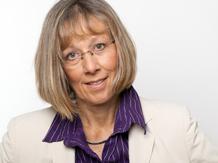 Portraitbild von Frau Dr. Cornelia Boberski